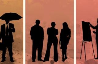 Führungskräfte-Dilemma: Vorgesetzter - Partner in sozialen Beziehungen - Unternehmensgestalter (Quelle: Fotolia_53408441_S)